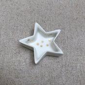 Image of Mini assiette étoile