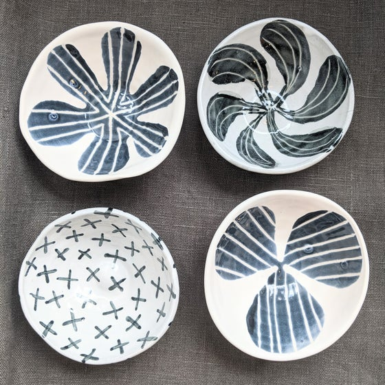 Image of Four Small Bowls