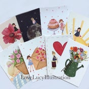 Image of Mini Print/Postcard Pack