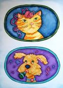 Paint your Own - Canvas Placemat