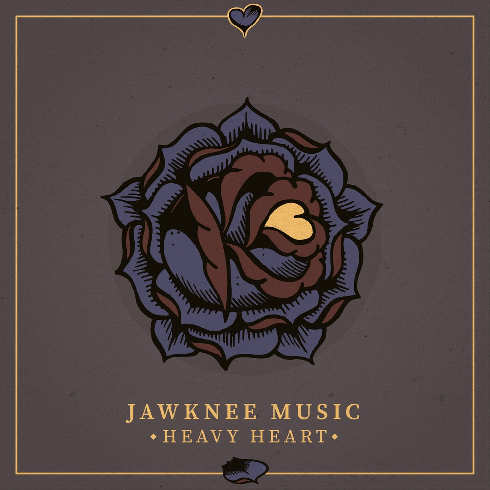Image of HEAVY HEART CD/LP