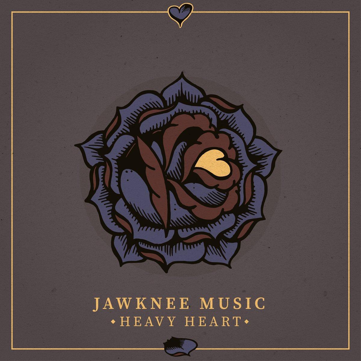 Image of HEAVY HEART CD/LP