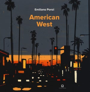 Image of MIRAGGI LP + CD + AMERICAN WEST (book) by Emilano Ponzi
