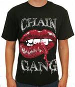 Image of Chaingang Lips T-shirt