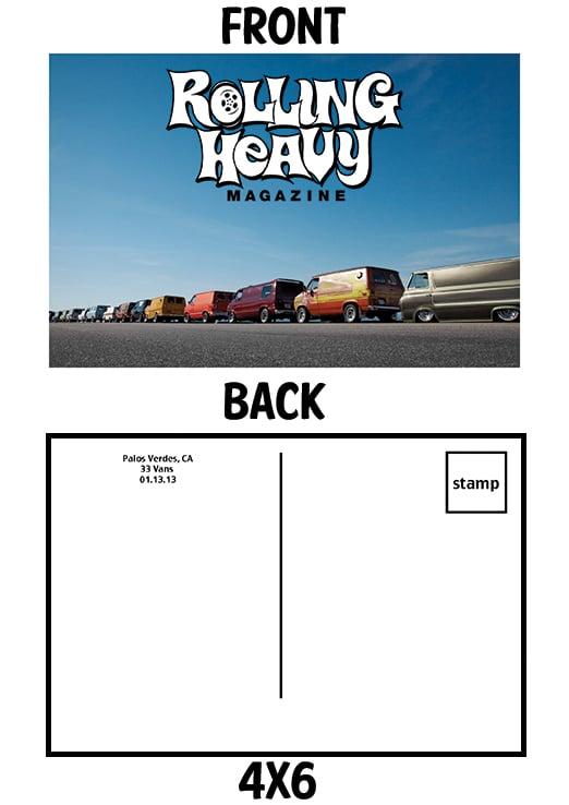 4x6 Rolling Heavy Magazine Post Card
