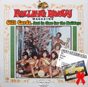 Image of Rolling Heavy Magazine Gift Certificate.