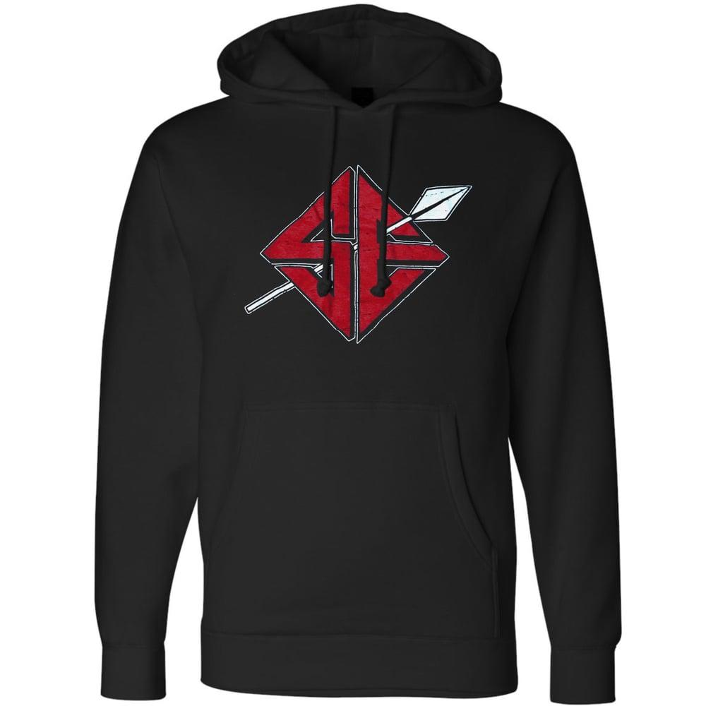 Image of Indians hoodie