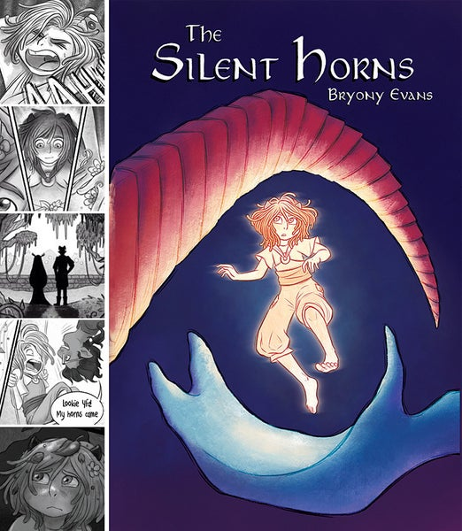 Image of The Silent Horns by Bryony Evans