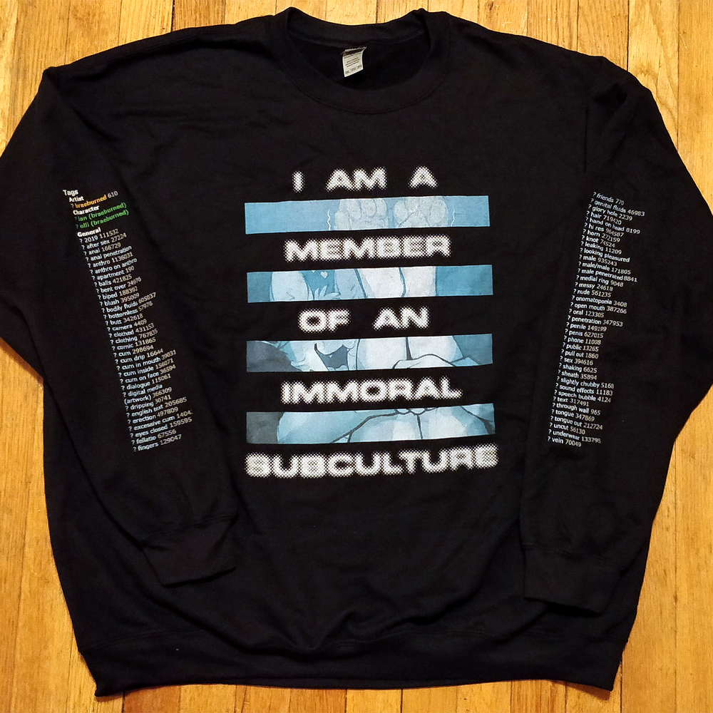 Image of IMMORAL Longsleeve
