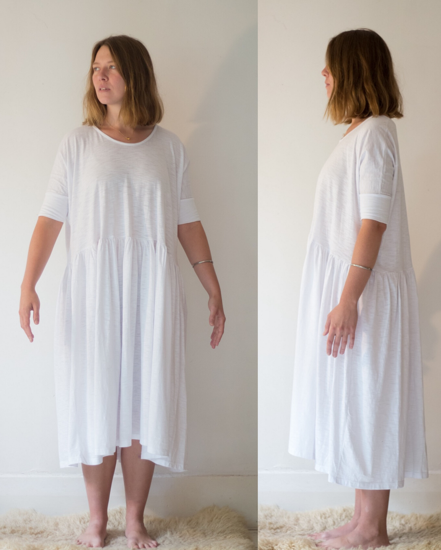 Image of Peasant Dress