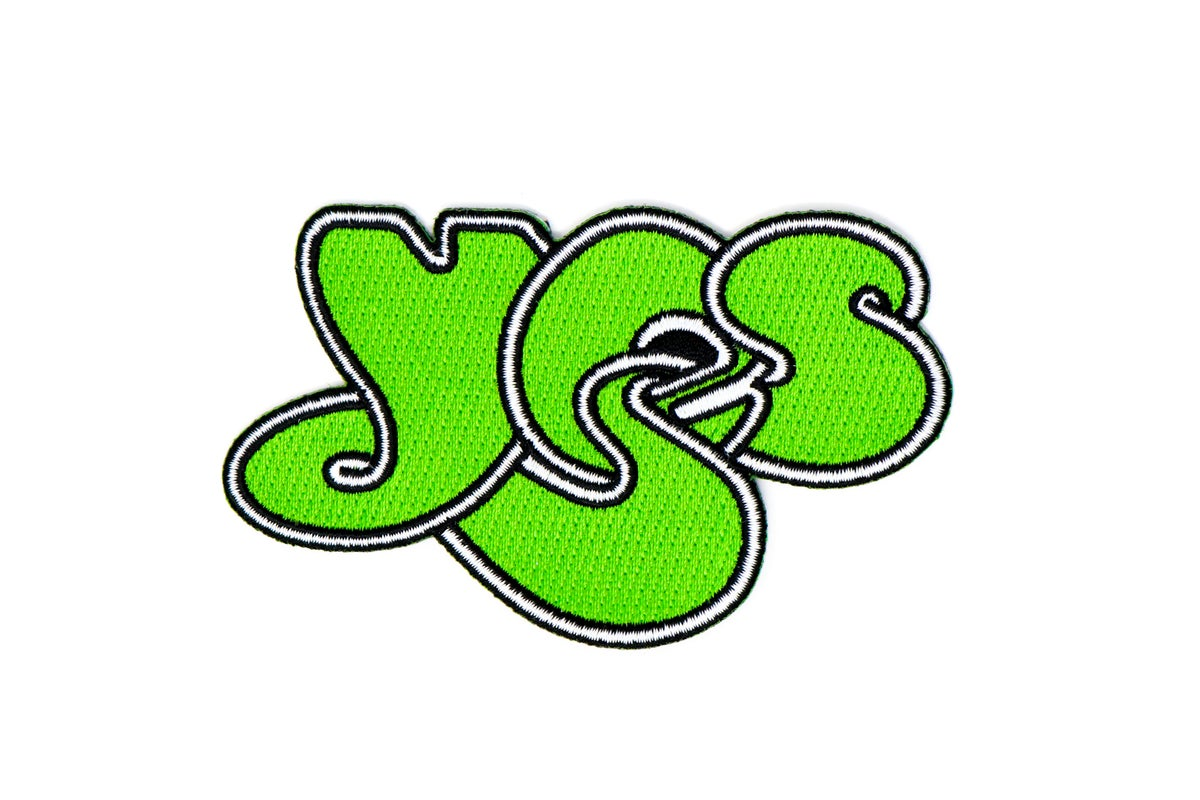 Image of Yes - Embroidered Patch