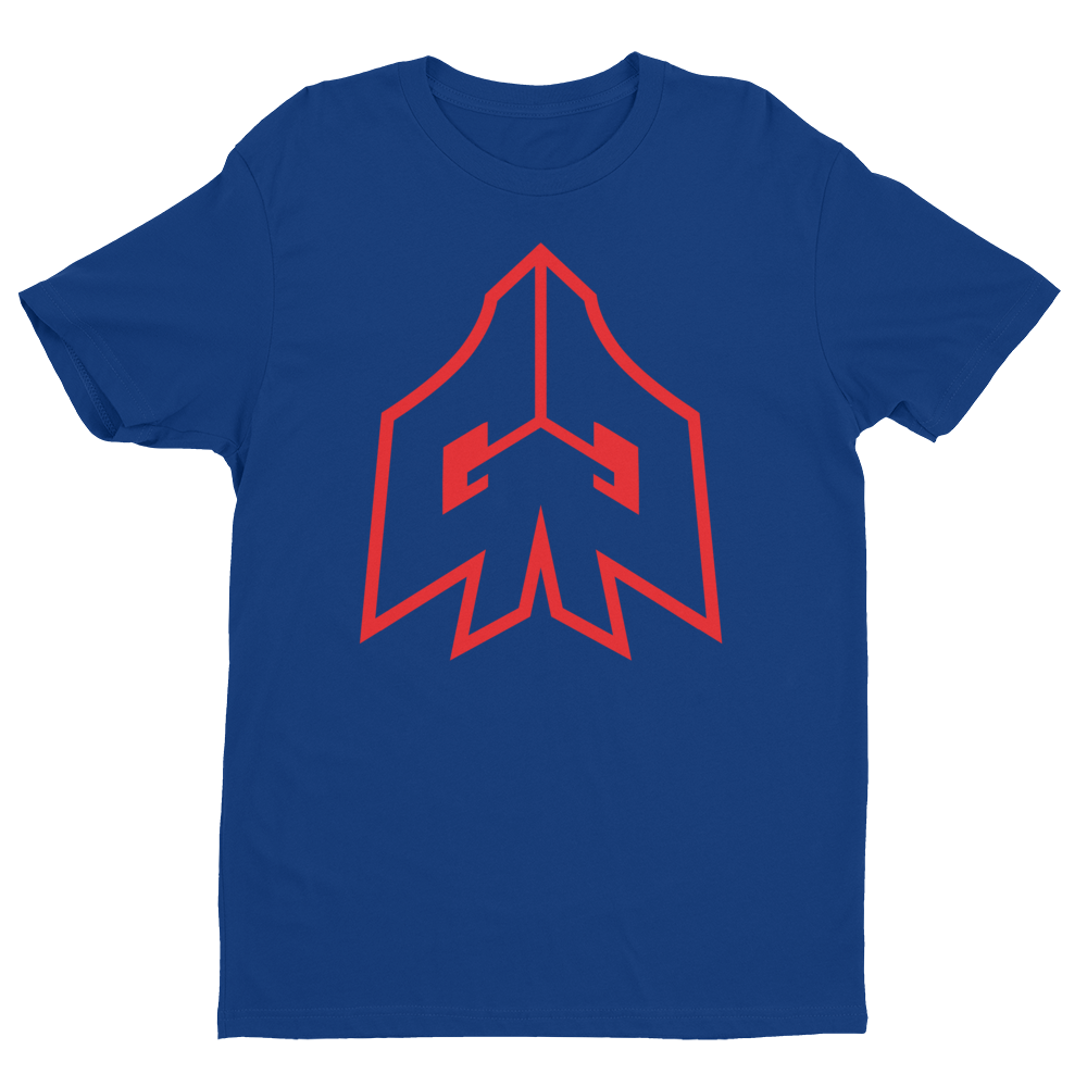 Image of T-shirt w/ Red GG Logo on the front