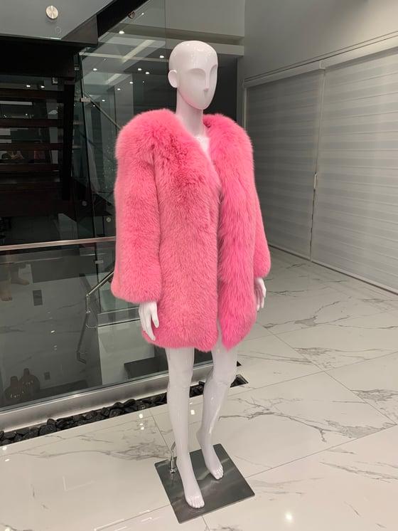 Image of Empire Fur Coat