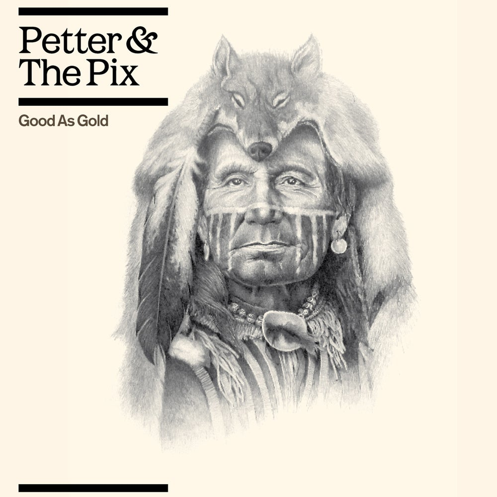 Image of Petter & The Pix - Good As Gold (CD)