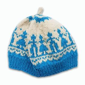Image of copaincopine's hat - turquoise