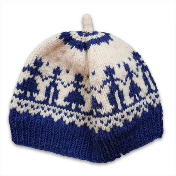 Image of copaincopine's hat - blue