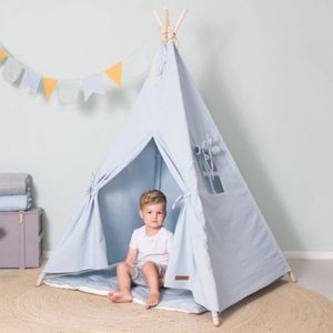 Image of Little Dutch Teepee and playmat