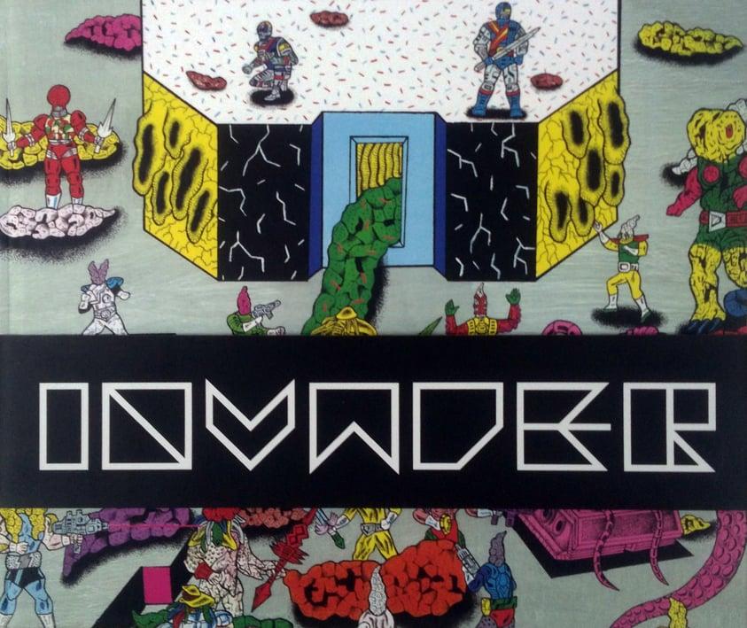 Image of Invader / Motohiro Hayakawa