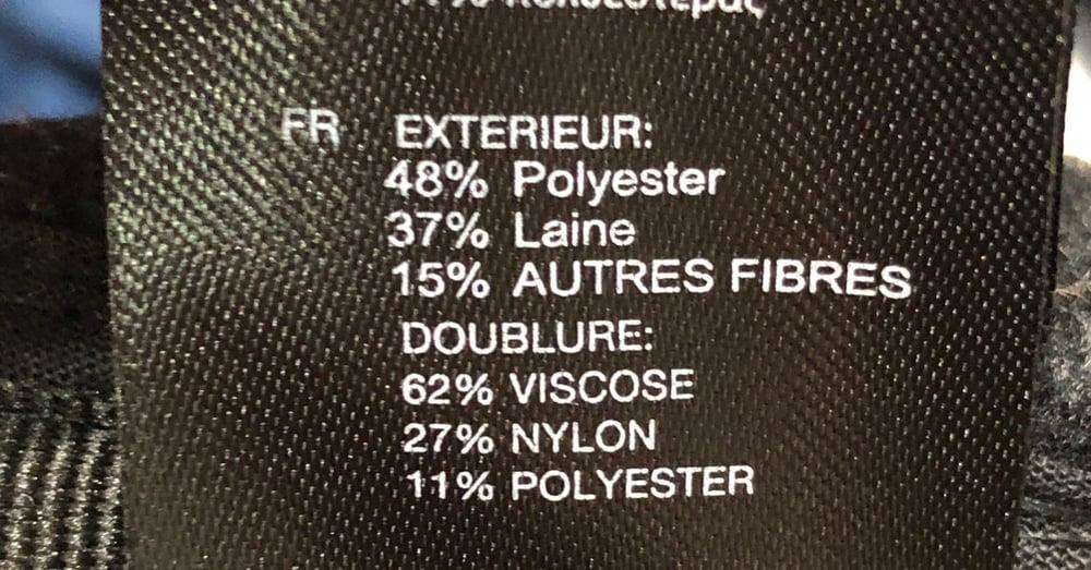 Image of Casquette en laine Ici c'est la Corrèze anthracite