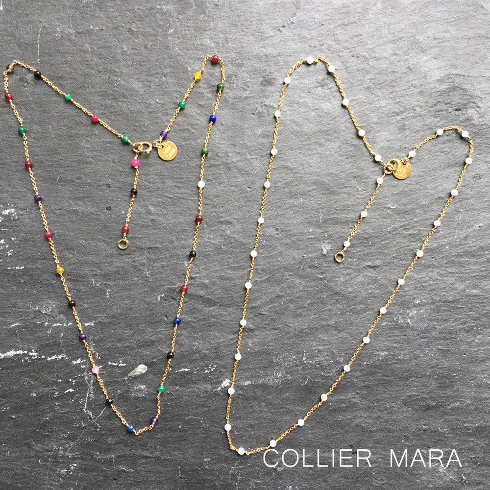 Image of COLLIER MARA