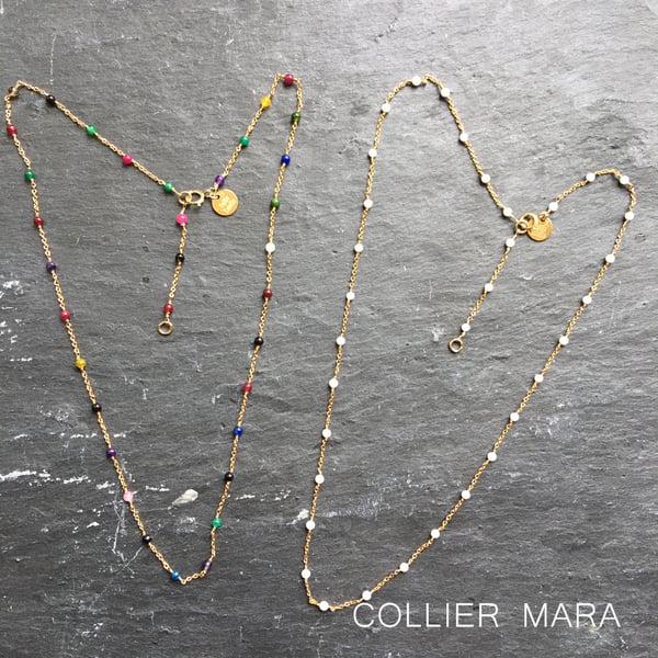 Image of COLLIER MARA