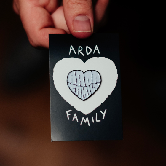 Image of Arda Family Pin
