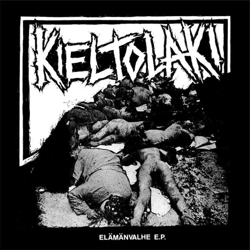 "Image of  KIELTOLAKI ""Elamanvalhe"" 7"" E.P."