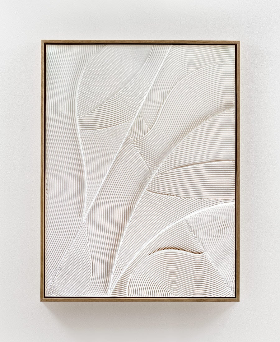 Image of Relief · Curves No. 1 (sold)