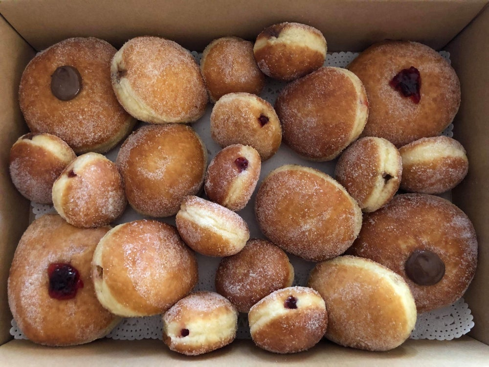 Image of Mixed Doughnut Boxes