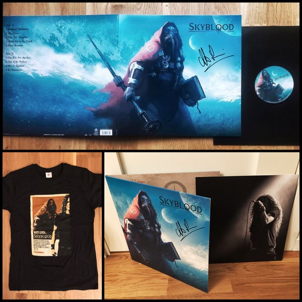 Image of Skyblood Vinyl Combo (Incl. shipping!)