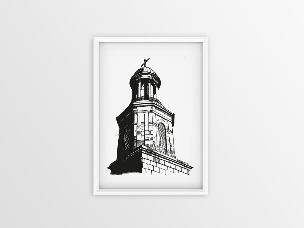 Image of St. Chads A3 Print / LIMITED EDITION
