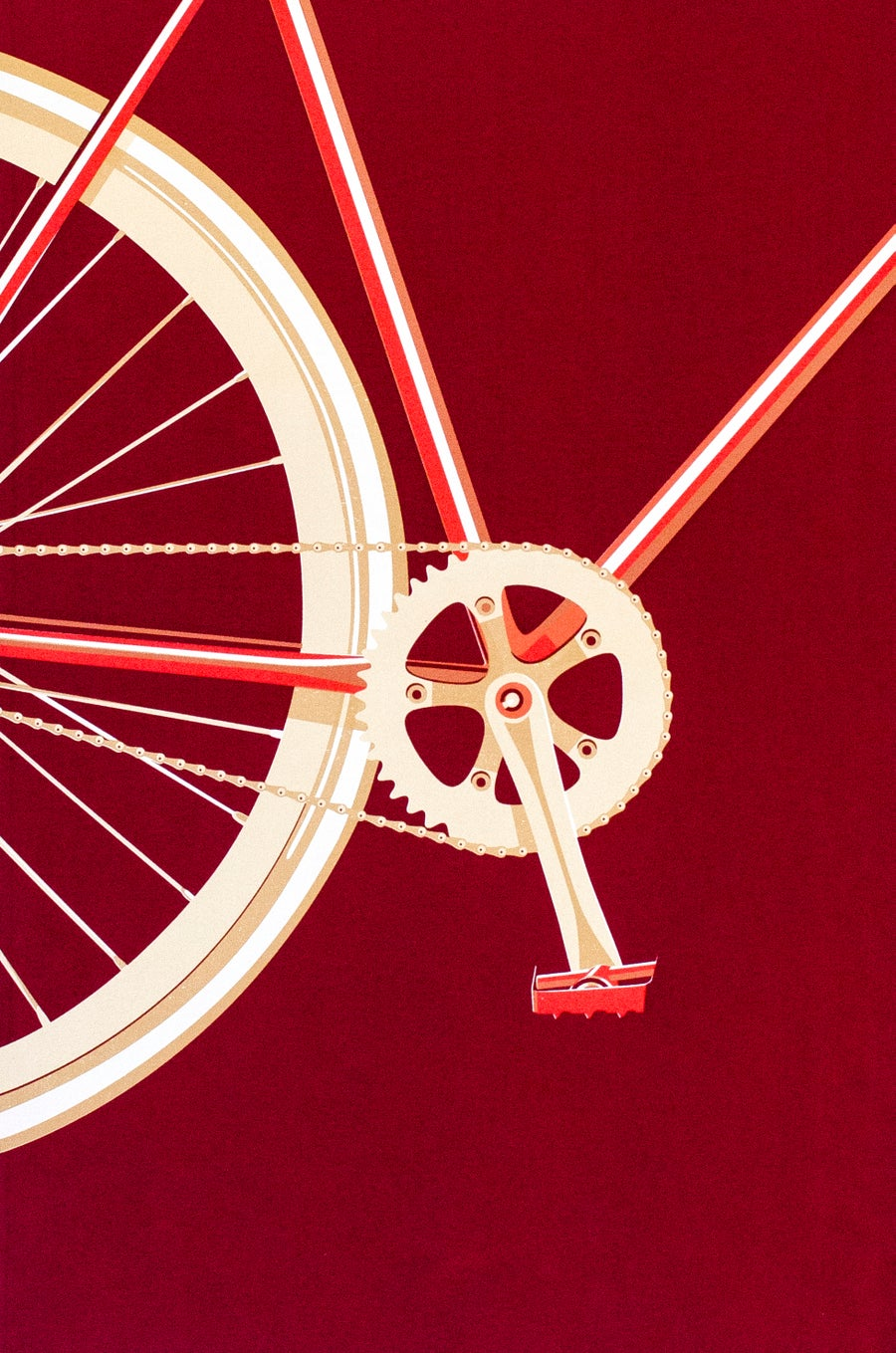 Image of Lauriane Bouhier - Bicyclette Rouge