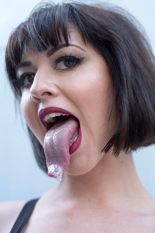 "Image of Larkin Love ""Tongue"" - Photo Print"