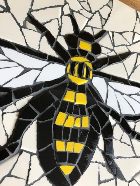 Image of WORKER BEE MOSAIC