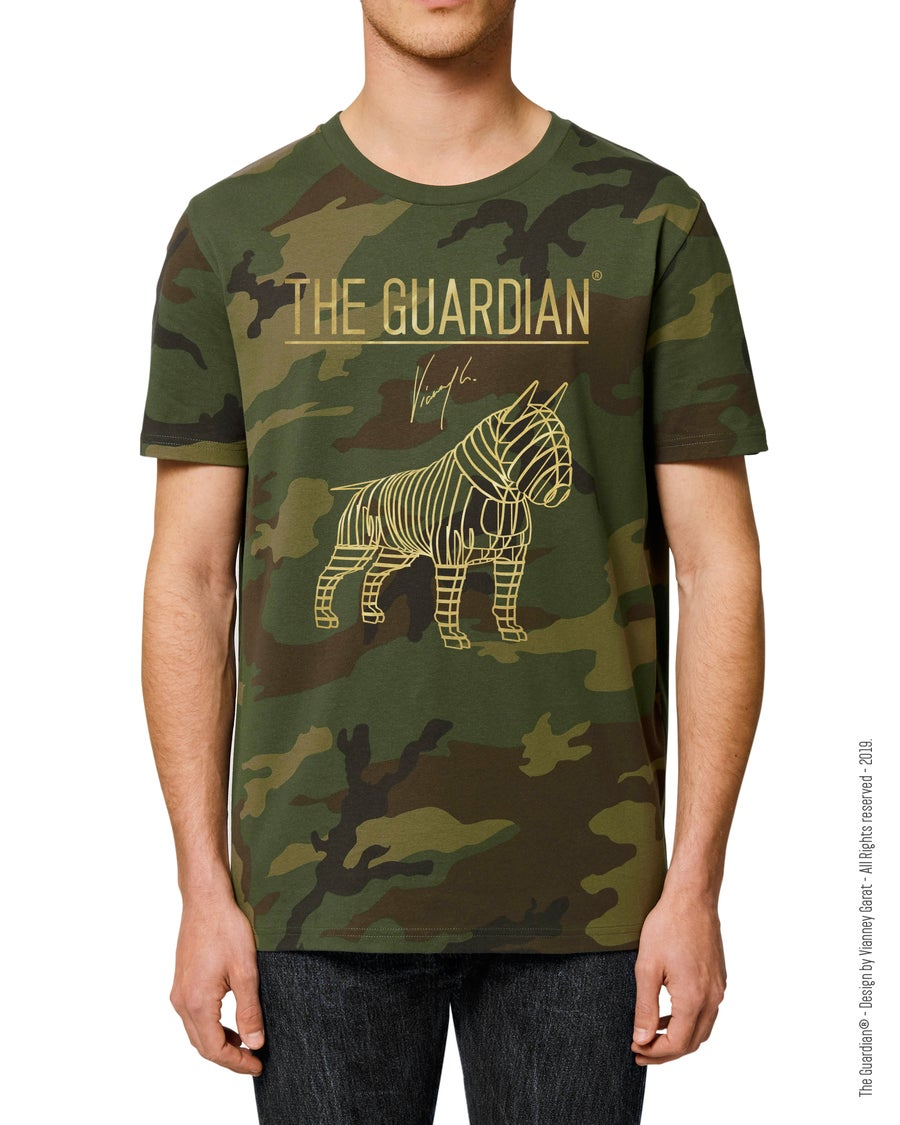 Image of T-SHIRT THE GUARDIAN® - DREAM FIGHTER EDITION - Extra Limited Edition