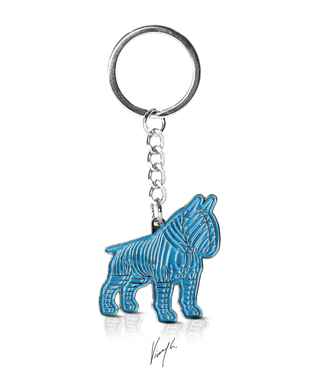 "Image of PORTE-CLÉS - THE GUARDIAN® ""SKY DREAMS EDITION"" LIMITED EDITION"