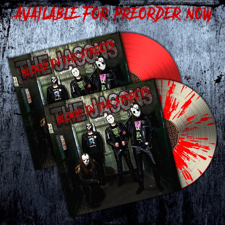 Image of Blood In The Streets Vinyl LP
