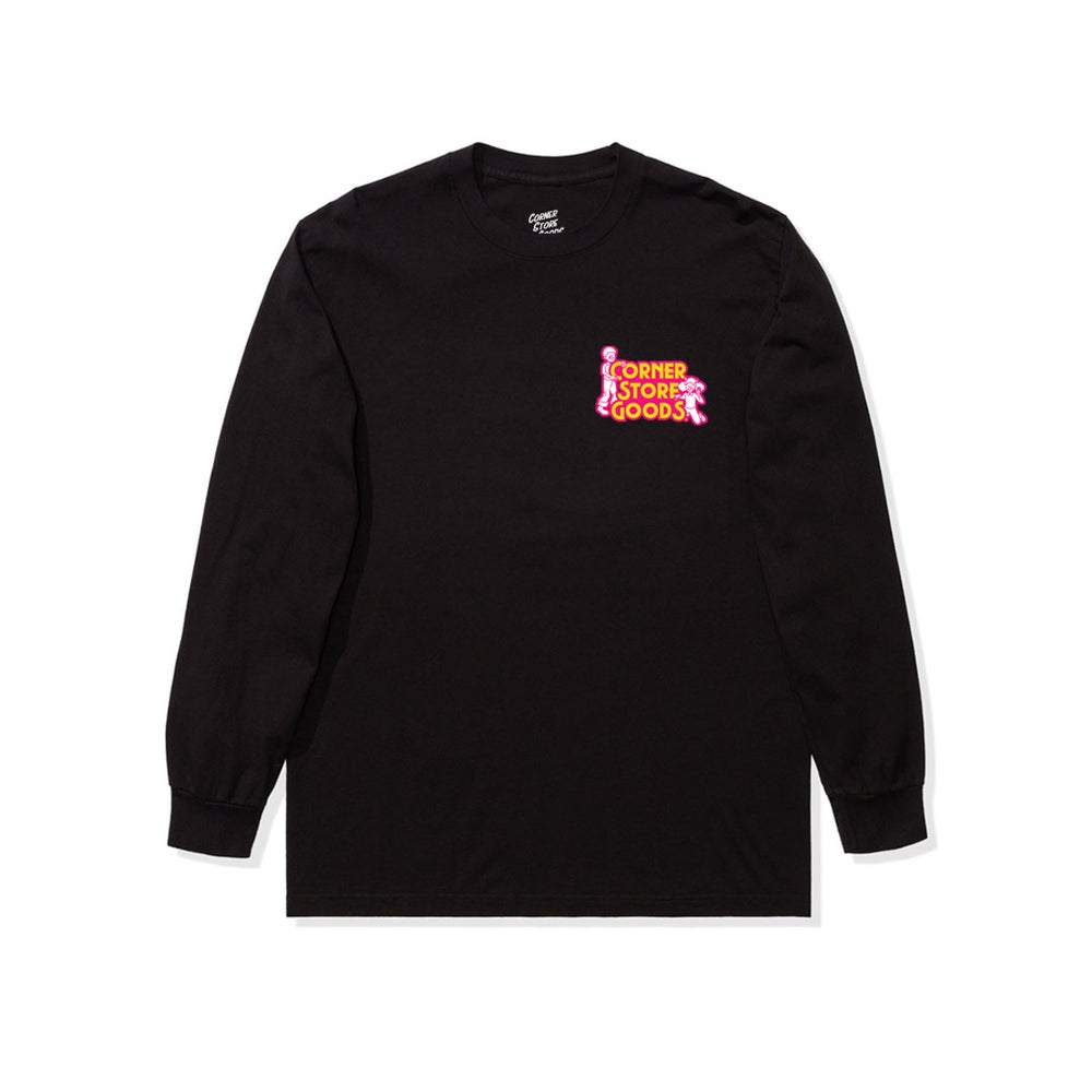 Image of Black Kids L/S
