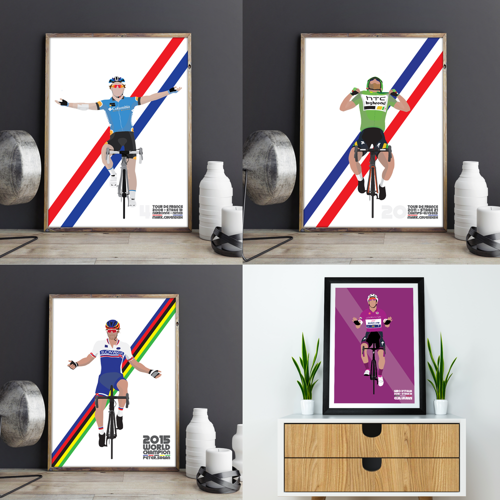Image of Sprinters Collection (Single Prints)
