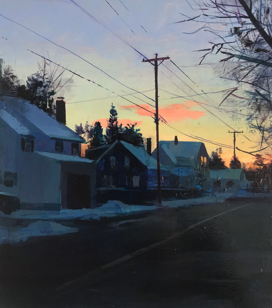Image of Drive home