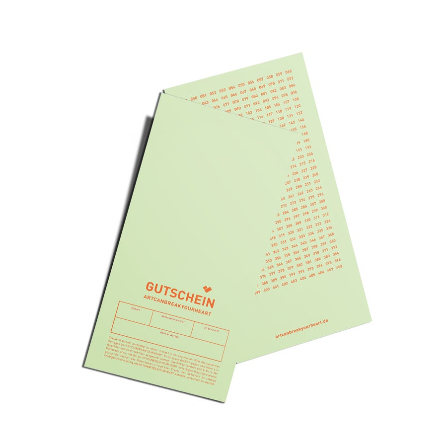 Image of Gutschein / coupon - 20 EUR