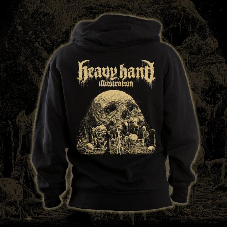Image of Graveyard Hoodie