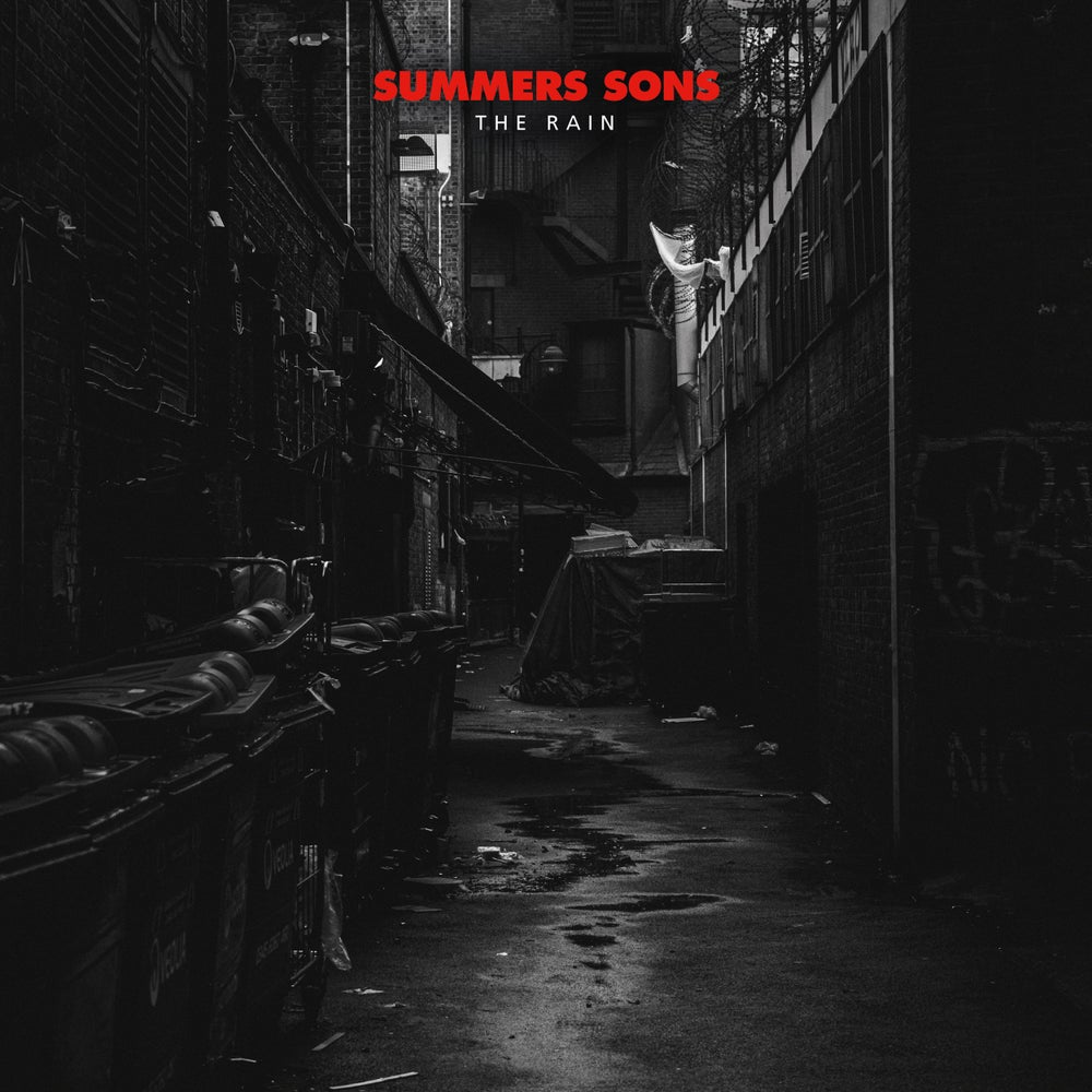 Image of Summers Sons - The Rain - LP (Melting Pot)
