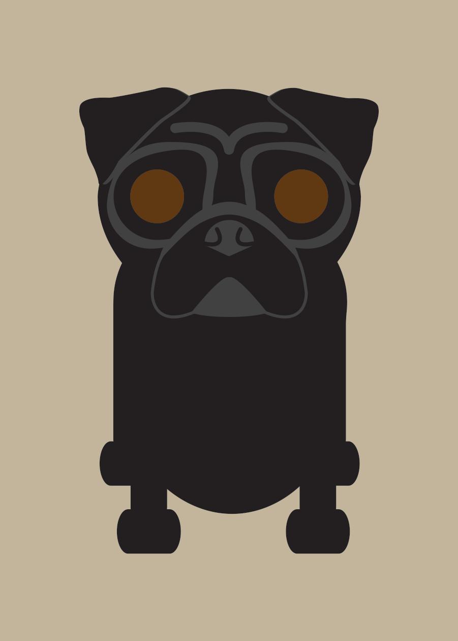 Pug Collection #1
