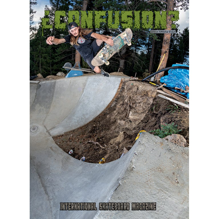 Image of Confusion Magazine - Issue #24 - current issue