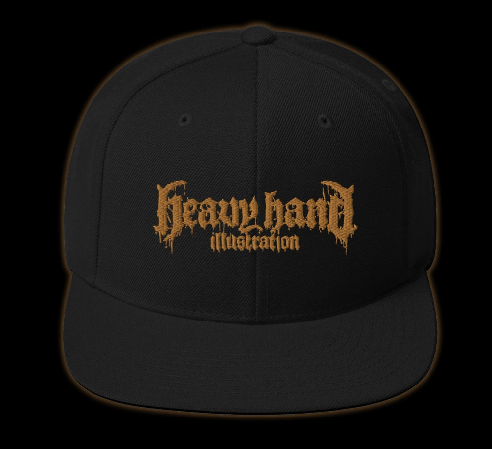 Image of Heavy Hand Snapback