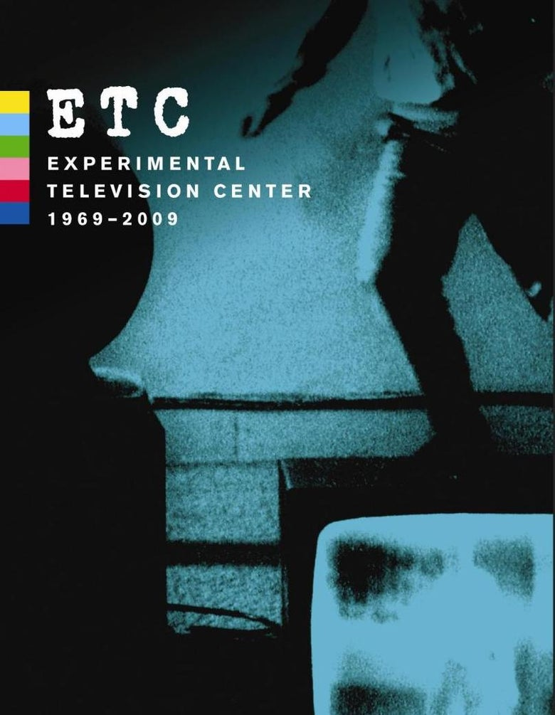 Image of ETC: Experimental Television Center 1969-2009: 5-DVD Anthology + Catalogue