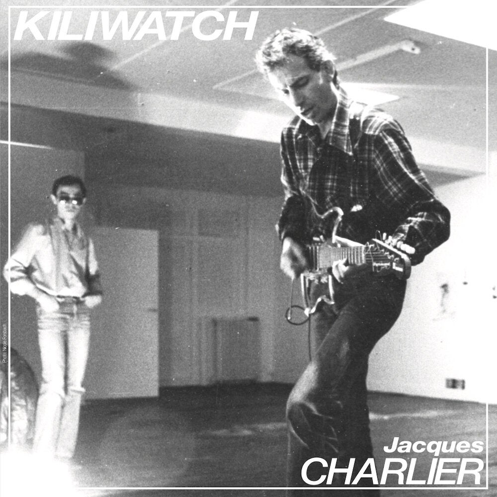 """Image of Jacques Charlier - Kiliwatch (7"""")"""