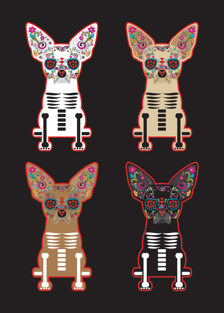 Chihuahua Collection