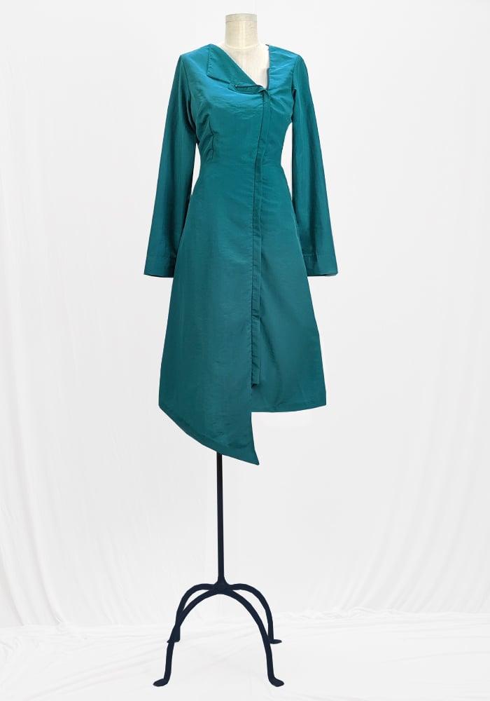 Image of Calypso Rain Jacket Aqua